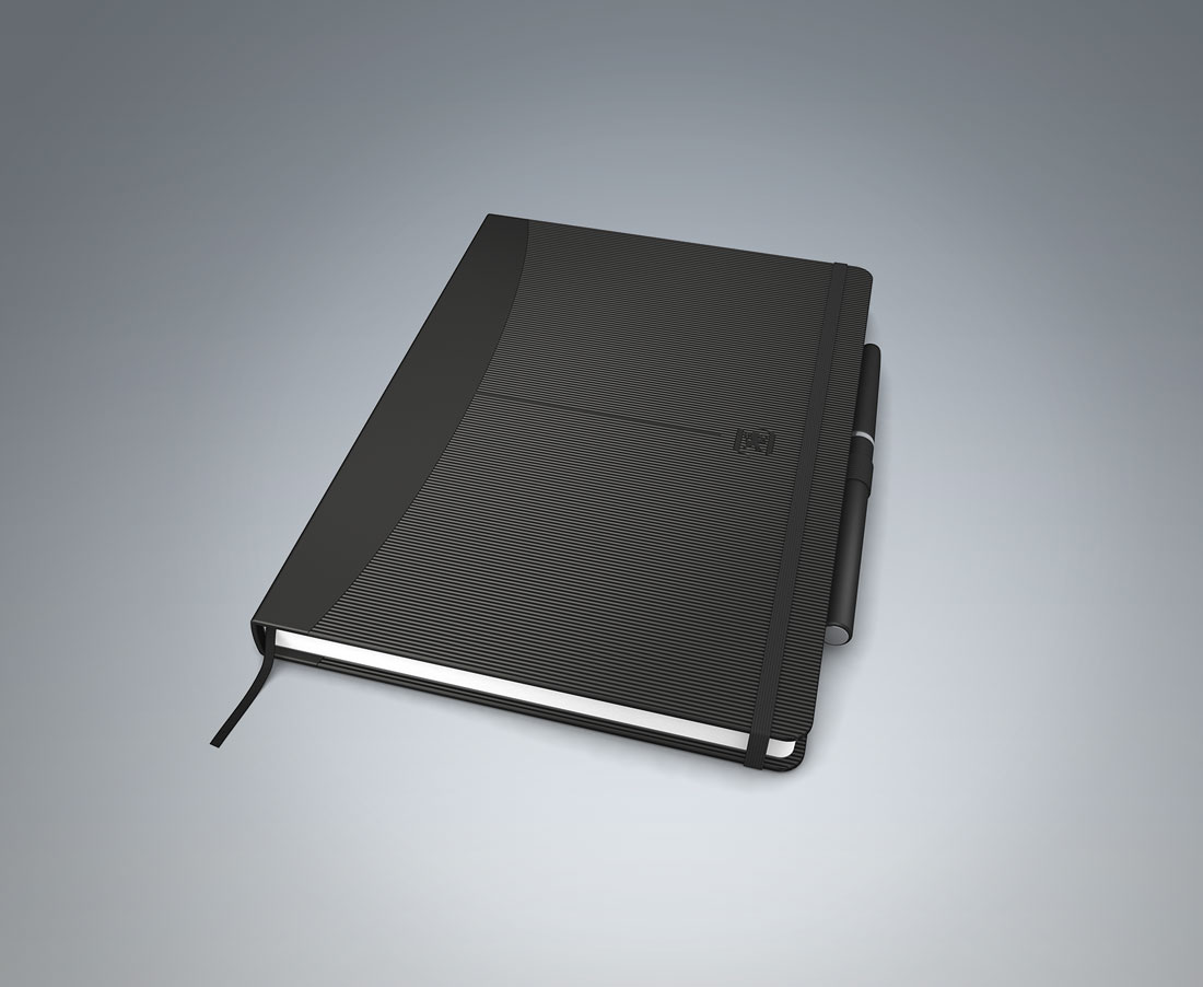 Carnets Signature A5 Oxford Unik Studio 3D