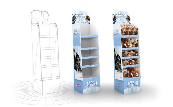 vignette merchandising Unik Studio 3D