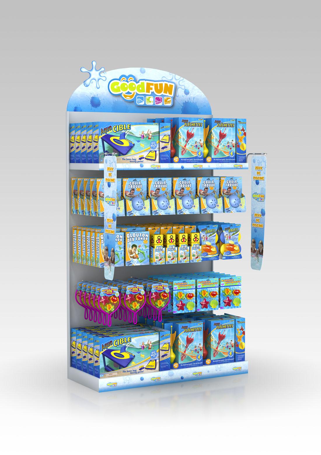 Gipsy Goodfun Unik Studio 3D
