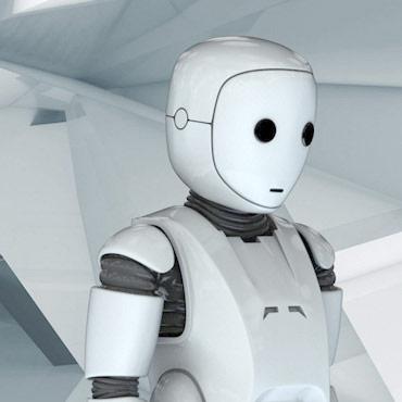 Vignette Cool Robot Oxford Unik Studio 3D